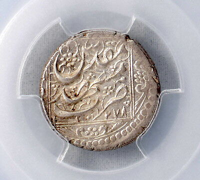 1278 Iran Kingdom Mashad Kran Pcgs Ms62 Pop. 1