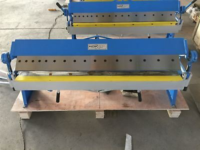 KATSU 165153 Sheet  Metal Manual Folding Machine 1.5MM×1220MM