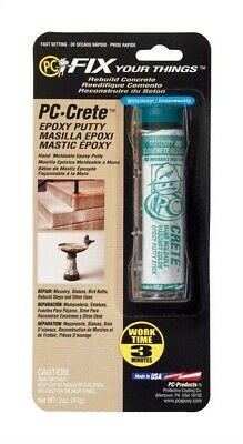 PC-Crete  Epoxy Putty  2 oz.