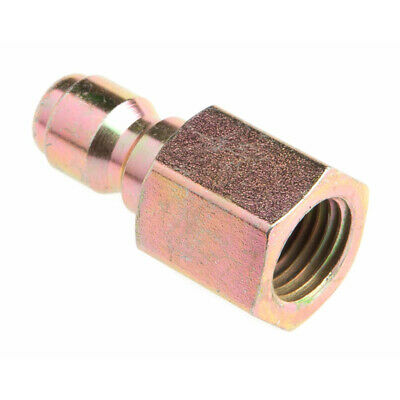 "Forney Female Plug 1/4 "" 5500 Psi Quick Connect"