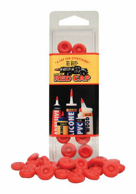 Little Red Cap Reusable Caps Pack of 5