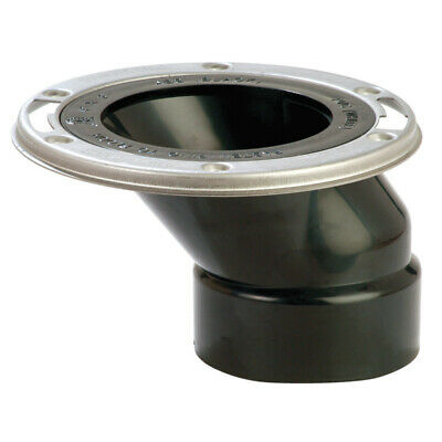 Sioux Chief Closet Flange Full-Flush Stainless Steel 4 '