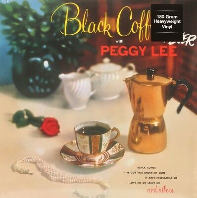 Peggy Lee - Black Coffee And Fever LP