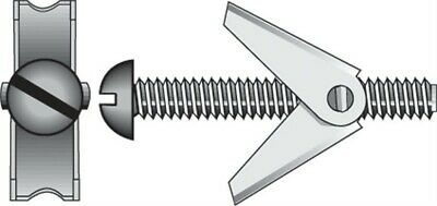 "Hillman Toggle Bolt 1/4 "" X 3 "" 1 / Card Pack of 6"