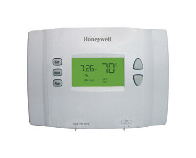 Honeywell Programmable Thermostat Set Point 7 - Day, Heat & Cool 24 V