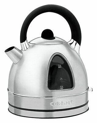 Cuisinart Cordless Electric Kettle Blue 150 W, W