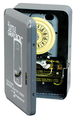 Intermatic Timer Double Pole 40 Amp Gray Csa Boxed