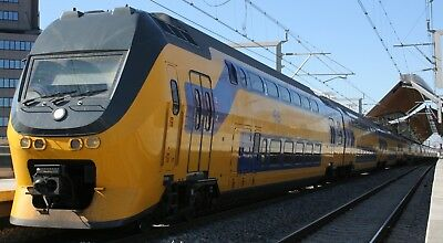 Schiphol airport to Amsterdam central - Train Eticket