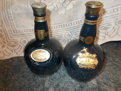 Sale Is For One Only  Chivas Bottle Wade England   ==Sale==
