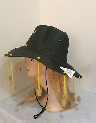 Australian Hat With Corks Swag Hat Australia Day Australia Summer Souvenir