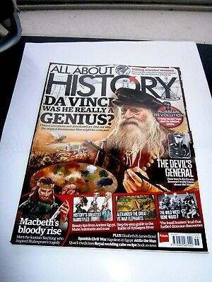 All About History Magazine Issue 58 (new) 2017