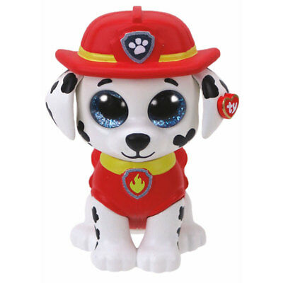 TY Mini Boos Boo's Collectable Paw Patrol Mini Figures - Marshall