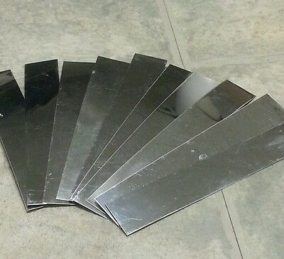 "shim stock assortment steel 1"" x 6"" .001. 002 .003 .004 .005 0.001 0.002.0.003"