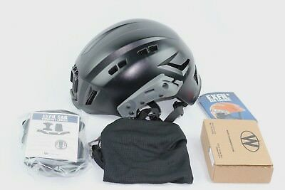 Team Wendy EXFIL SAR Tactical Search & Rescue Helmet with Rails Black NVG Shroud
