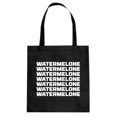Tote Watermelone Canvas Shopping Bag #3071