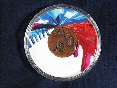 Torino 2006 Participation Medal - Olympic 2006 Participation Medal- Turin 2006