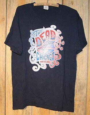 Original 2005 Grateful Dead Chicago Concert Tour The Dead Jeff Trodahl Rare +