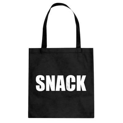 Tote Snack Canvas Shopping Bag #3142