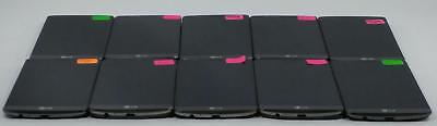 Lot of 10 LG G3 D852 Unknown Carrier Android Smartphone Cellphone BULK 300