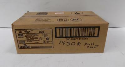 Leviton 3-Pole 4-Wire Power Outlet 279 Nib, Box Of 10