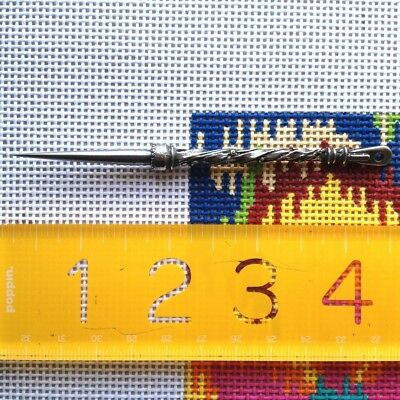 Hummingbird House stiletto laying tool pewter made in the UK needlework tool