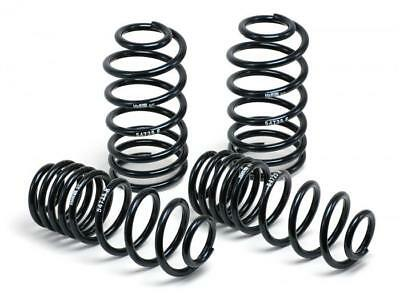 H&R Sport Front And Rear Lowering Coil Springs For 2013-2016 Audi Allroad