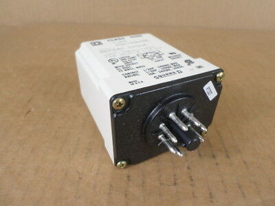 Square D 9050JCK56V20 Solid State Timing Relay