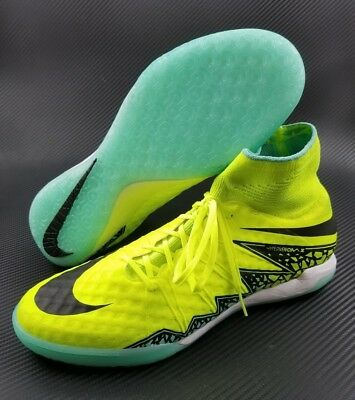 brand new 7633e 65f5c Nike HypervenomX Proximo IC SIZE 10.5 Men Soccer Shoes Indoor 747486-700   150