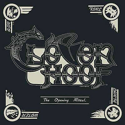 Cloven Hoof The Opening Ritual Demo CD