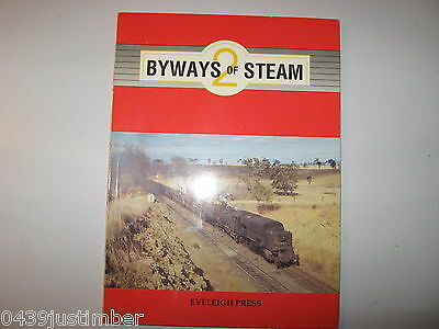 New South Wales Railways - Byways Of Steam Number 2 Eveleigh Press - new copy