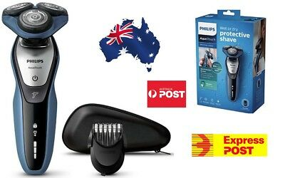 Philips Wet & Dry 5000 Series Electric Cordless AquaTouch Shaver FREE SHIPPING