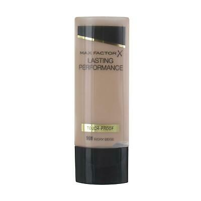 Max Factor Lasting Performance Foundation 35ml - Ivory Beige #101 - New