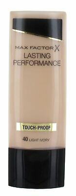 Max Factor Lasting Performance Foundation 35ml - Light Ivory #40