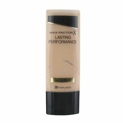 Max Factor Lasting Performance Foundation 35ml - Pearl Beige #035 -New