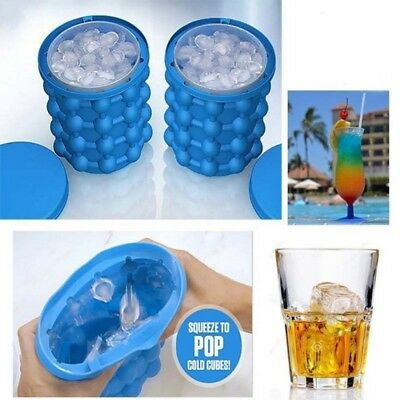 New Ice Cube Maker Genie The Revolutionary Space Saving Ice Genie Cube Maker AU