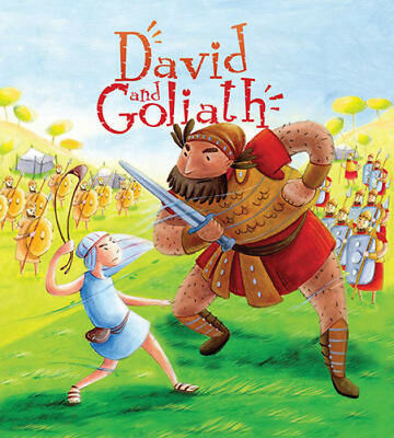 My First Bible Stories Old Testament: David and Goliath | Katherine Sully