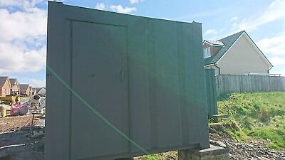 2 + 1 Anti Vandal Mobile Site Toilet Block