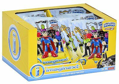 Case of 16: Fisher-Price Imaginext Collectible Figure Blind Pack Series 6