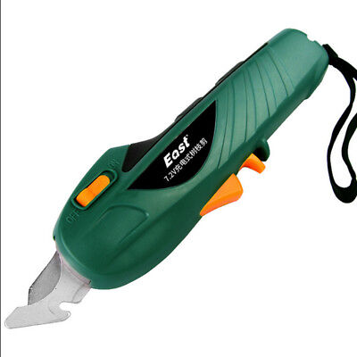 7.2V Li-ion Battery Garden Cordless Electric Pruning Shears Snips Branch Cutter