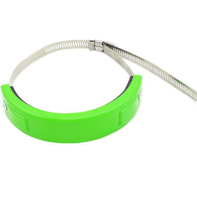 Motorcycle  Adjustable Green Exhaust Anti-Hot Ring Is For Kawasaki 1*pcs