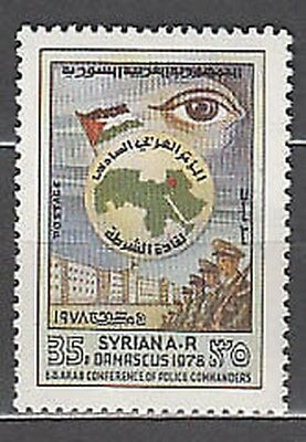 Syria - Mail Yvert 513 Mnh Police