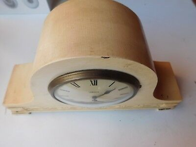 Vintage Smith's Synchronous Electric Mantle Clock made in England Sold As Spares