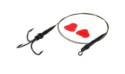 Fox Rage Predator Float trace 50cm Barbed & Barbless - Fishing Terminal Tackle