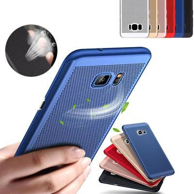 Luxury Ultra Slim Shockproof Bumper Case Cover for Samsung Galaxy S8 & S8 Plus