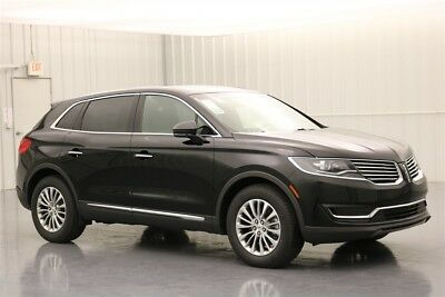 Lincoln MKX SELECT 3.7 V6 AUTOMATIC SUV MSRP $48911 LEATHER SEATING SURFACES APPEARANCE PROTECTION PACKAGE XPEL PAINT PROTECT