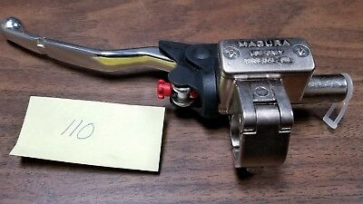 New old stock Husqvarna clutch master cylinder assembly