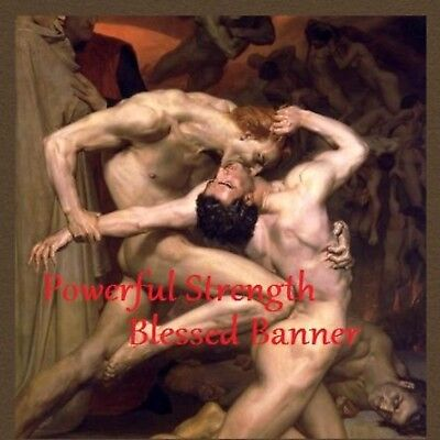 Powerful Strength and Muscles Blessed Cloth Easy Safe Powerful
