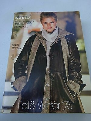 1978 Montgomery Ward Fall and Winter Catalog, 1330 Pages