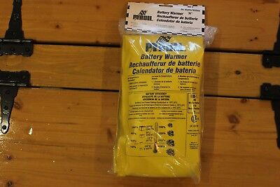Pyroil 80w Battery Blanket Style Battery Heater Wrap NOS - Still Sealed
