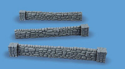 5090 Modelscene OO/HO Gauge Stone Walls & Buttresses Pack of 7